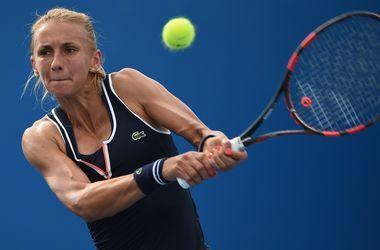 Леся Цуренко одержала первую победу в году на турнирах WTA