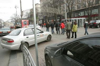 В центре Киева появится новый паркинг