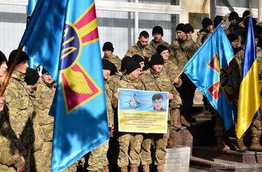Савченко поддержали будущие летчики