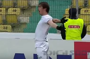 Милевский забил гол и отдал результативную передачу в полуфинале Кубка румынской лиги