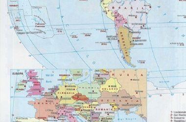 На Кубе выпустили учебники с Крымом в составе и Украины, и России