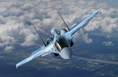 На границе с Крымом засекли российскую авиацию