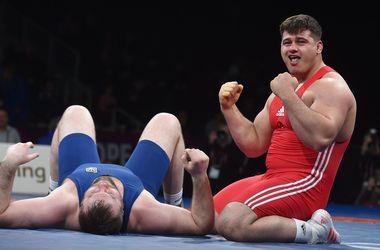 Украинские борцы выиграли две медали на чемпионате Европы
