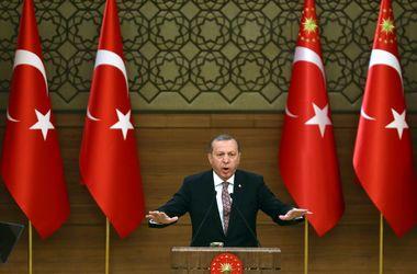 Эрдоган пообещал поставить террористов на колени