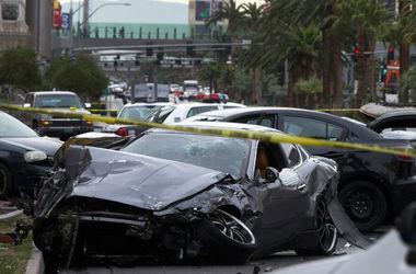 В США произошло масштабное ДТП: столкнулись более 100 автомобилей