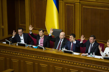 Today Poroshenko will hold a meeting with heads of the factions in the PA - Kubiv