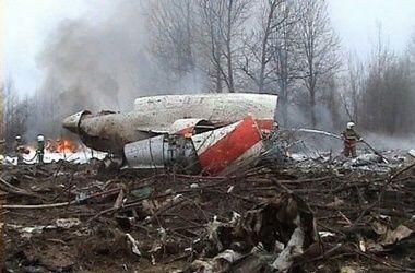 РФ отказалась отдавать Польше обломки самолета Качиньского
