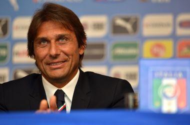 Официально: Антонио Конте покинет сборную Италии после Евро-2016