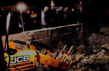 Саакашвили побывал на месте взрыва под Одессой