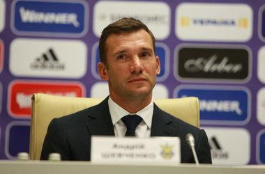 Андрей Шевченко пригласил болельщиков на матчи с Кипром и Уэльсом