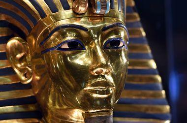 Ученые нашли две тайные комнаты в гробнице Тутанхамона