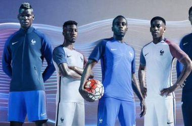 Сборные Англии Франции, Португалии и Польши представили новую форму на Евро-2016