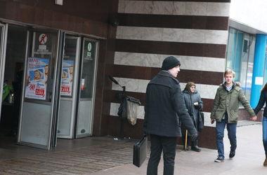 Вход на центральные станции метро в Киеве сегодня могут ограничить