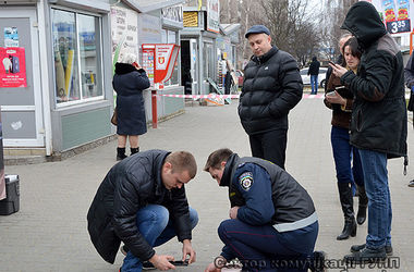 На Волыни иностранец угрожал  взорвать банк