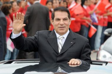 Бывший президент Туниса осужден на 10 лет тюрьмы