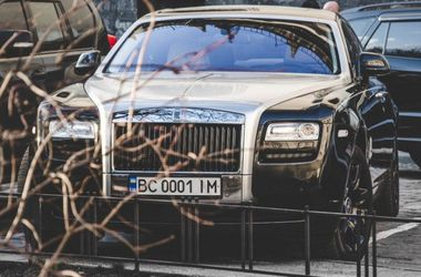 <p>Rolls-Royce Ghost Alpine. Фото: avtoblog.org.ua</p>