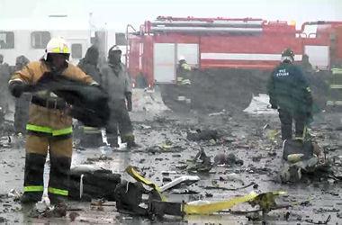 В Ростовской области РФ объявлен траур по жертвам авиакатастрофы