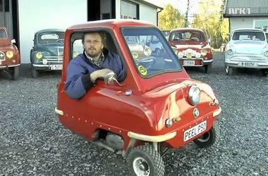 На аукционе продали самый маленький автомобиль в мире