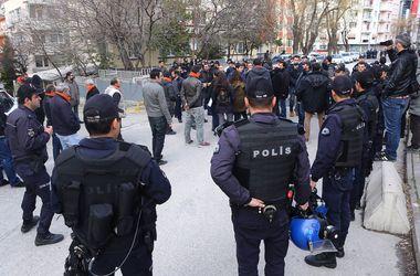 В Турции снова прогремел мощный взрыв
