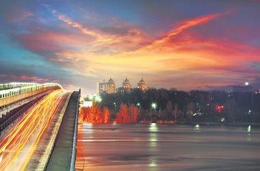 Влюбленные в Киев: лучшие фотографии столицы