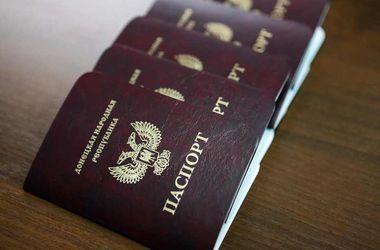 Боевики рассказали, почему не отбирают украинские паспорта