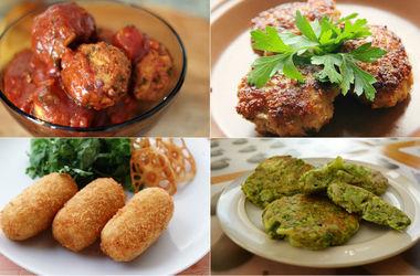 4 рецепта постных котлет: из фасоли, брокколи и двух видов капусты