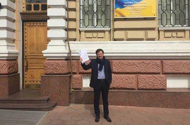 Боровик обратился в полицию из-за инцидента с Полпатином