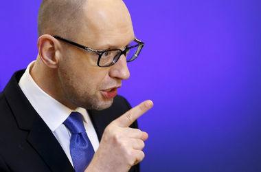 Экономика Украины выросла - Яценюк
