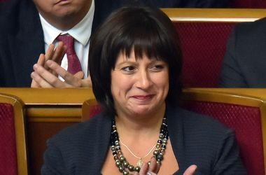 """Украина уменьшила """"дыру"""" в бюджете - Яресько"""