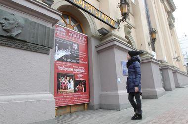 Участница проекта #МояЛесяУкраїнка попала в театральное закулисье