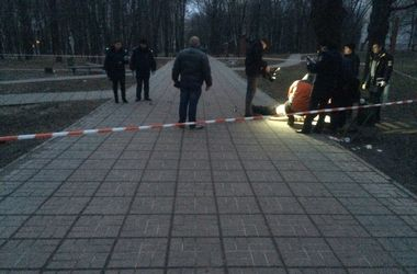 Киевские патрульные задержали мужчину, которые до смерти забил соперника