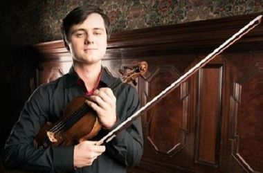 <p>Концерт на 250-летней скрипке. Фото:<span>пресс-служба ОГА</span></p>