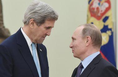 Сегодня вечером Путин встретится с Керри