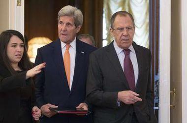 Лавров и Керри обсудили в Москве Савченко
