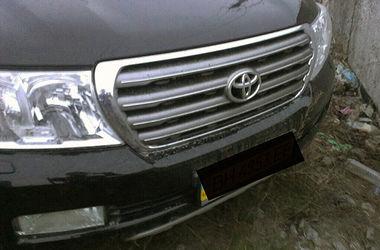 Под Киевом поймали серийного угонщика авто