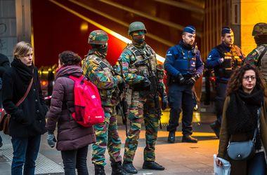 Уровень террористической угрозы в Бельгии понижен на одну ступень