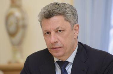 Бойко выступает за досрочные парламентские выборы и формирование новой коалиции