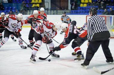 В субботу стартует финальная серия чемпионата Украины по хоккею