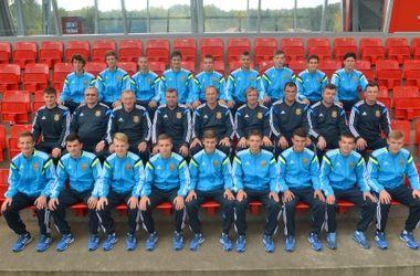 Сборная Украины U17 пробилась на Евро-2016, а команда U19 не смогла