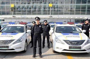 В Киеве порядок во время футбола будут обеспечивать полторы тысячи правоохранителей