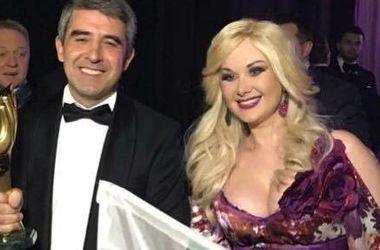 Певица Катерина Бужинская спела с президентом Болгарии (видео)