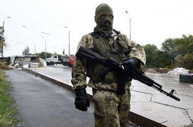 На Донбассе мощный бой записали на видео