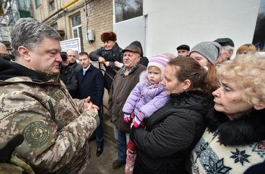 США и ЕС помогут восстановить Донбасс – Порошенко