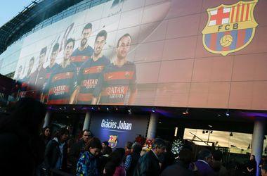 """""""Барселона"""" рассмотрит вопрос о переименовании стадиона в честь Йохана Кройффа"""