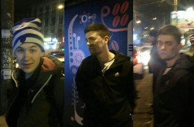 "В Киеве поймали банду ""малолеток"", нападавших на прохожих"