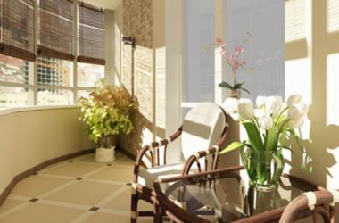 Обустройство балкона: превращаем его в личный кабинет или спортзал