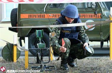 В Киеве у жилого дома нашли снаряды времен Второй мировой