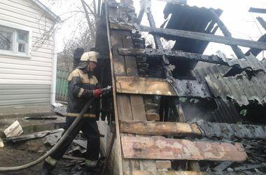 Под Киевом 12-летняя девочка погибла из-за шалостей с огнем