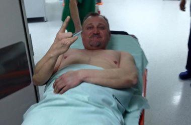 Роману Вирастюку сделали 13-часовую операцию на сердце