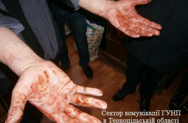 """В Тернопольской области хозяин """"сталинки"""" отрезал голову квартиранту"""